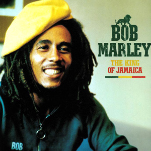 The King Of Jamaica  LP