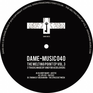 Dame-Music 40 - The Melting Point EP Vol.3