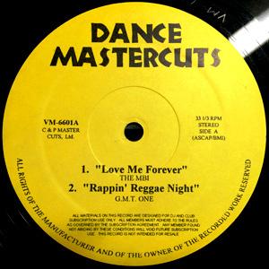Dance Mastercuts 6601