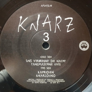 AFU LTD 58 - Knarz 3