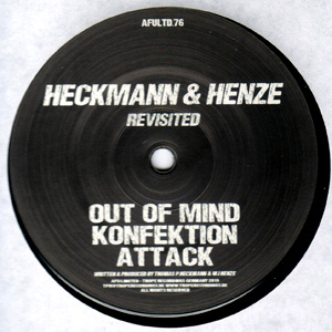 AFU LTD 76 - Out Of Mind Konfektion Attack