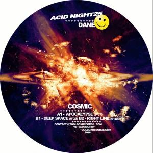 Acid Night 25 - Cosmic