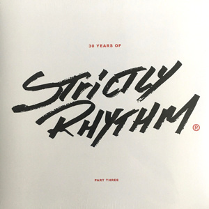 30 Years Of Strictly Rhythm Part Three  2xLP Coloured Repress