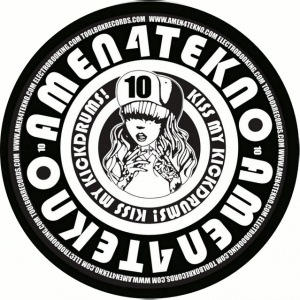 Amen4Tekno 10 - Kiss My Kickdrums EP