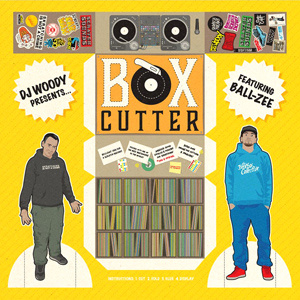 Box Cutter  ! battle LP !