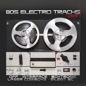 80S Electro Tracks Vinyl Edition  LP