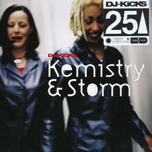 Kemistry & Storm DJ Kicks 25 Years  2xLP