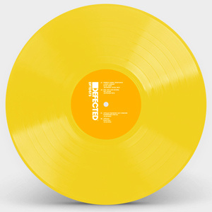 Defected 573 - Sampler EP 5 Yellow Vinyl