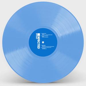 Defected 567 - Sampler EP 3 Blue Vinyl