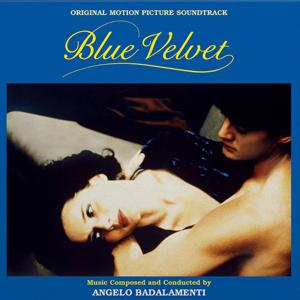 Blue Velvet (Original Motion Picture Soundtrack)  LP