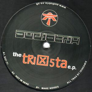 Audiotrix 16 RP - The Trix5ta EP