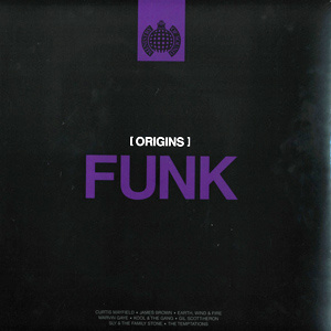Ministry Of Sound - [ Origins ] Funk  2xLP