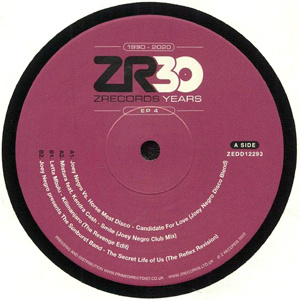 30 Years Of Z Records EP 4