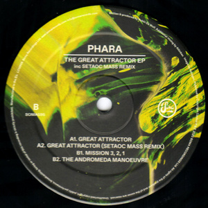 Soma 595 - The Great Attractor EP