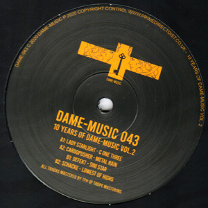 10 Years of Dame-Music Vol. 2