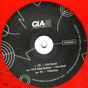 C.I.A. QS 29 - First Sound EP