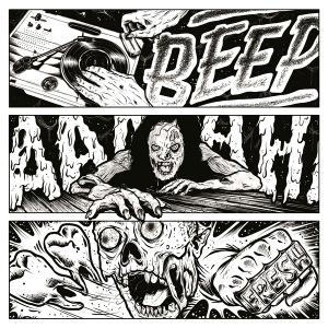 Beep Aaaah Fresh II ! Battle 7inch !
