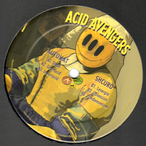 Acid Avengers 17