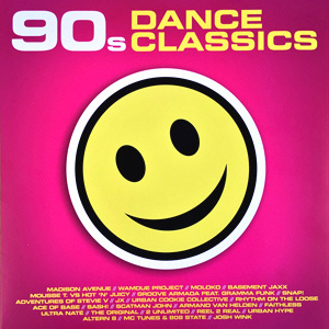 90s Dance Classics  2xLP