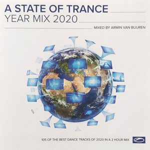 A State Of Trance Year Mix 2020  2xLP