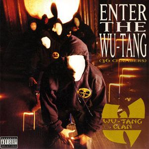 Enter The Wu-Tang (36 Chambers)   LP