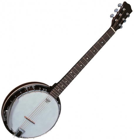 Banjo 6 strunné