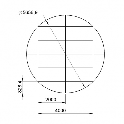 Circle 5,5m Part 2