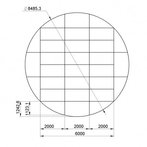 Circle 8,5m Part 3