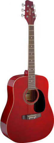 Akustická kytara SA20D RED