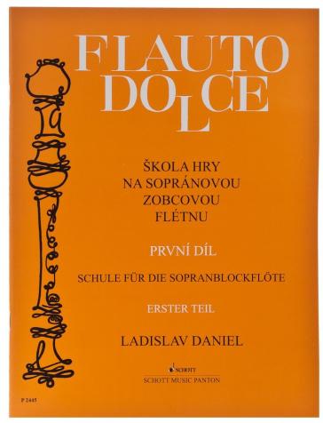 Daniel 1 - škola na sopránovou flétnu