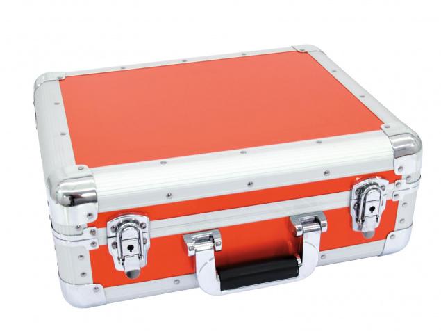 CD Case Alu 90 red