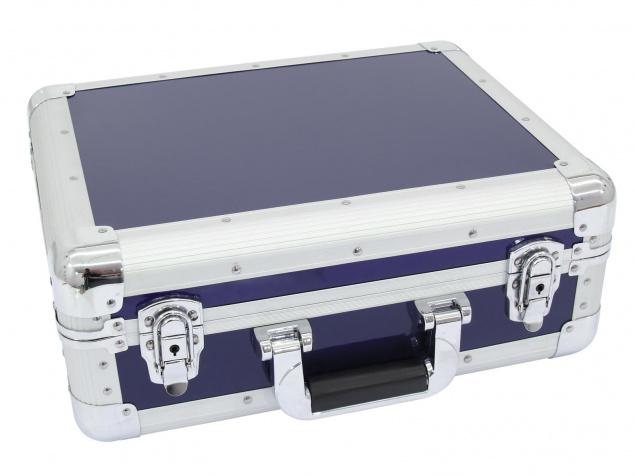 CD Case Alu 90 blue