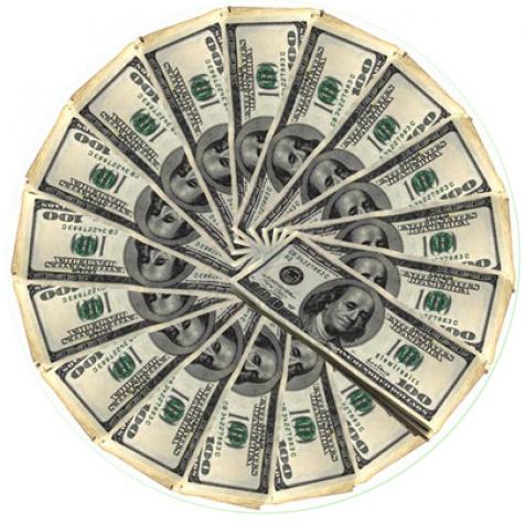 Slipmat Money Mat