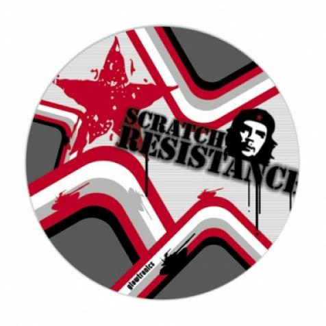 Slipmat Denon Resistance GLOW