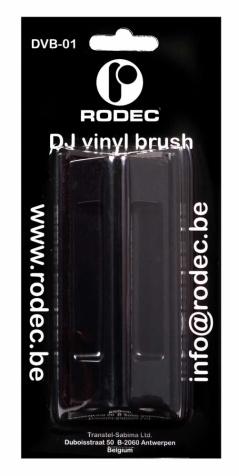 DVB-01 Vinyl Brush