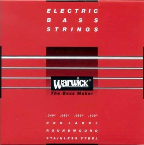 4-string M .040-.100