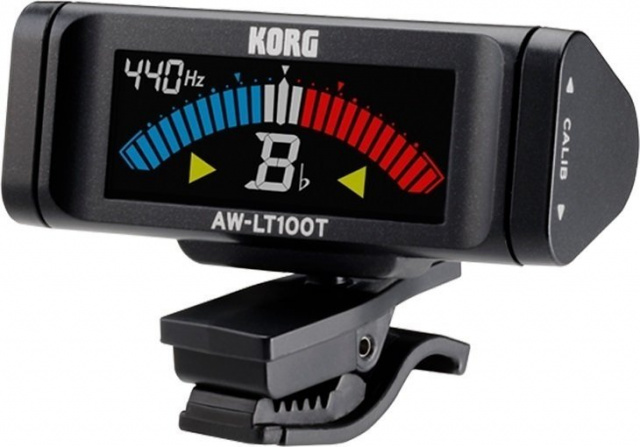 AW-LT100T klipová ladička pro dechové nástroje