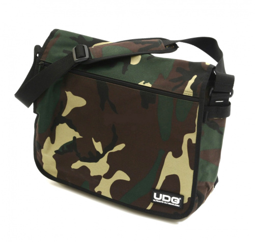 Courier Bag Army Green
