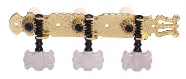 Ladící mechanika na klasickou kytaru