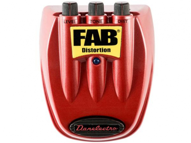 D1 FAB Distortion