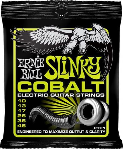 Cobalt Slinky .010 - .046