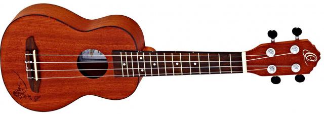 Sopránové ukulele RU5MM-SO