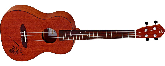 Barytonové ukulele RU5MM-BA