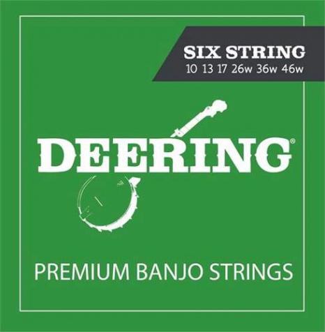 Banjo Strings 6-String