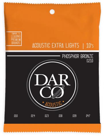 D210 Phosphor Bronze Extra Light