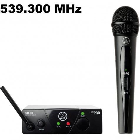 WMS40 MINI Vocal/US25C