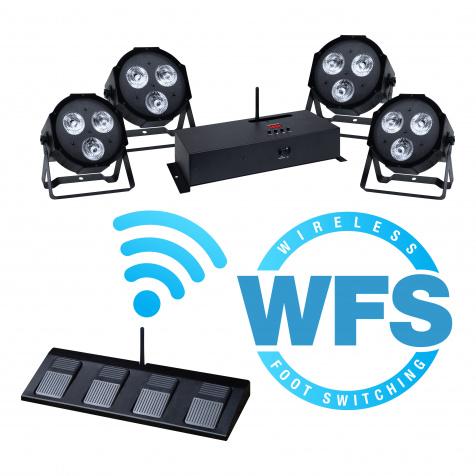 LED PAR KIT WFS