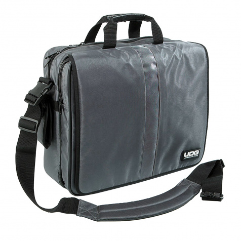 """Ultimate CourierBag DeLuxe 17"""" Grey"""