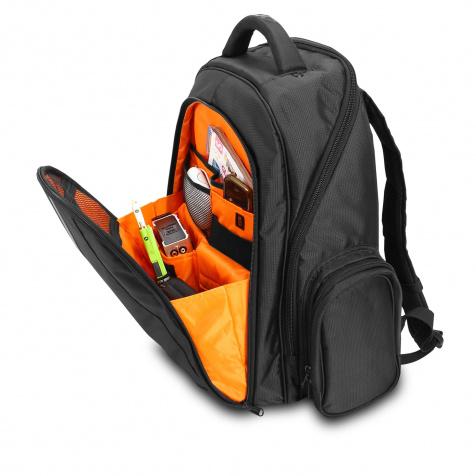 Ultimate BackPack Black/orange
