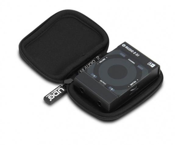 Ultimate NI Audio 2 Neoprene Sleeve Black